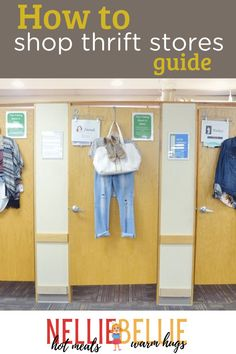 Learn how to shop at a thrift store. Why spend a lot on money when you can save while shopping at the thrift store. Download the free printable off of the page and get shopping. #Thriftstore #shopping #savemoney Warm Hug, Cute Diys, Thrifting, Free Printables, Diy Ideas, Core, Diy Crafts, Crafty, Storage