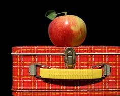 I really disliked eating anything that was packed in a metal lunch box - has a certain smell about it ... ugh.  It was usually peanut butter and jelly wrapped in wax paper.  No cafeteria at our elementary school.
