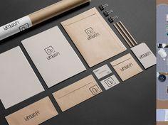 Pełna identyfikacja marki Ideowo. #marketing #reklama #identyfikacja #marka