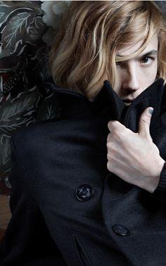 Zachary Cole Smith of DIIV Models Saint Laurent Paris