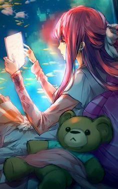 Rin (Shelter) Yuumei Art