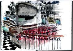 desenhador do quotidiano: Coliseu dos Recreios