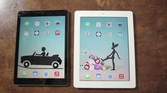 Una historia de amor contada a través de dispositivos de Apple.