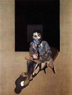 Francis Bacon - Study for a Self Portrait, 1972