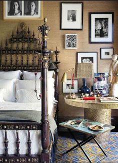side table - Architectural Digest Spain