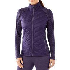 SmartWool - Propulsion 60 Jacket - Women's - Mountain Purple