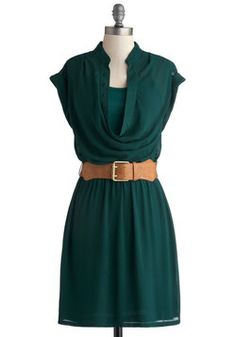 Ask the Anthropologist Dress, #ModCloth
