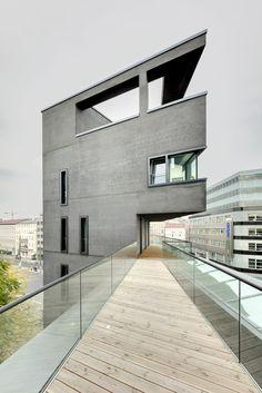 Bundschuh architekten,  Linienstraße 40