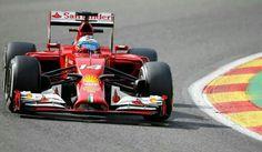 Belgium GP 2014
