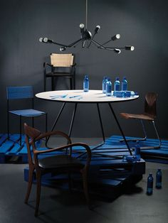 Dining table lighting Idea...