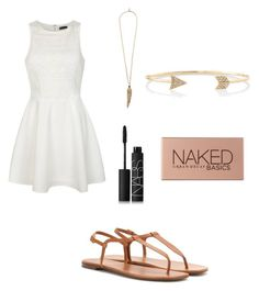 """Love this"" by soccer-tumblr ❤ liked on Polyvore featuring Ally Fashion, Yves Saint Laurent, Roberto Cavalli, Express, Urban Decay and NARS Cosmetics"