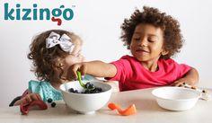 Kizingo cuillère d'apprentissage ergonomique et coudée pour bébé - https://www.cubesetpetitspois.fr/divers/kizingo-cuillere-apprentissage-ergonomique-et-coudee-pour-bebe/