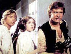 Carrie Fisher Dead: Harrison Ford, Mark Hamill and More 'Star Wars' Costars Pay Tribute