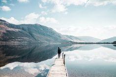 Road trip dans les Highlands d'Écosse, le Loch Maree