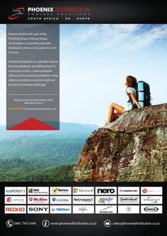 advert | phoenix distribution Kenya, Phoenix, Life, Design, Design Comics