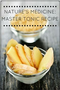 Looking for a natural remedy that will support your immune system? Try this Master Tonic recipe. It uses real food ingredients and is incredibly effective.