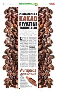 cocoa #pagedesign #newspaper #layout #turkey #gazetetasarımı #newspaper design #sayfatasarımı #infographic #infografik GAZETE TASARIMI SAYFA TASARIMI