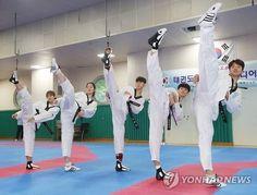 Coreia do Sul de olho em pelo menos duas medalhas de ouro no Taekwondo