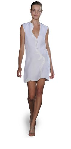 Stella McCartney's 2012 summer collection. I love this LWD