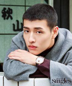 Kang Ha Neul For Singles Magazine