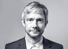 "Martin Freeman from the collection of ""sohoites"" by Sandra Vijandi (2267×1647)"