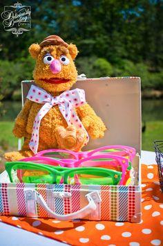 "Photo 5 of 45: Rainbow /Muppets / Birthday ""Muppet Show Birthday""   Catch My Party"