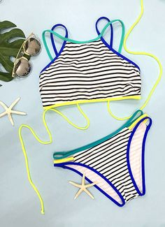 Let your sunny spirit soar in these juniors' swimsuits at Cupshe. Only $21.99 for the spring break.Discover more with Cupshe.com selection of swimwear today !