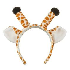 Giraffe Wild Headbands at theBIGzoo.com, a family-owned store. Check our sales & FREE Shipping.