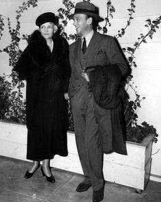 "Fred Astaire and mom, Johanna ""Ann"""