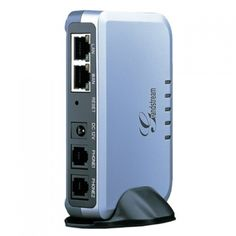 The HT 502 is a powerful VoIP router. The product's inclusion of an integrated high performance NAT router and dual Ethernet WAN and LAN ports Accounting, Locker Storage, Phone, Rear View, Telephone, Mobile Phones