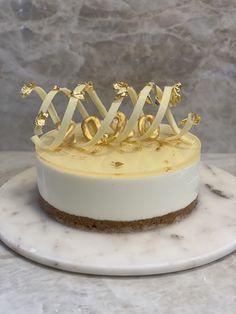 New Year's Desserts, Diet Recipes, Panna Cotta, Cake Decorating, Cheesecake, Deserts, Birthday Cake, Sweets, Baking