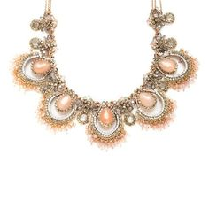Theia Roman Statement Necklace