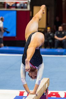 Red Rocks Preview-2019 season-052 | fascination30 | Flickr Gymnastics Pictures, Gymnastics Girls, Sewing Clothes Women, Female Gymnast, Girls Jeans, Olympics, Attractive Girls, Maria Sharapova, Seasons
