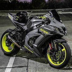 motorcycles-and-more: Kawasaki Ninja - pomozmioddycha.- motorcycles-and-more: Kawasaki Ninja – pomozmioddychac – - Kawasaki Motorcycles, Cool Motorcycles, Triumph Motorcycles, Vintage Motorcycles, Moto Bike, Motorcycle Bike, Women Motorcycle, Motorcycle Touring, Motorcycle Quotes