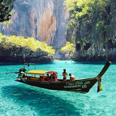 Maya Bay, Phi Phi Islands, Thailand #aloyoga #beagoddess
