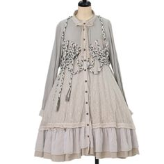 Worldwide shipping available ♪ h.NAOTO ☆ ·. . · ° ☆ gram braid A-line dress https://www.wunderwelt.jp/en/products/w-16485  IOS application ☆ Alice Holic ☆ release Japanese: https://aliceholic.com/ English: http://en.aliceholic.com/