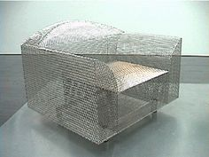by Shiro Kuramata http://en.wikipedia.org/wiki/Shiro_Kuramata