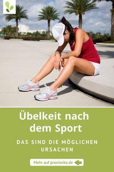 Gerade wenn man (wieder) anfängt Sport zu treiben, muss sich der Körper erst einmal wieder darauf einstellen. Häufig schreckt Übelkeit nach dem Sport davon ab. Hier die möglichen Ursachen.  #workout #sportforbeginners #übelkeit Workout, Running, Sports, High Blood Pressure, Tight Tummy, Dieting Tips, Training Plan, Hs Sports, Work Out