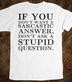 Check out the funniest Shirt in the USA - CLICK this Pin! #funny #funnyshirts #funnygifts #tees #shirts Shirt Sayings, Shirt Quotes, Awesome T Shirts, Cute Tshirts, Funny Shirts, Sarcastic T Shirts, Sassy Shirts, Tee Shirts, T Shirts For Women