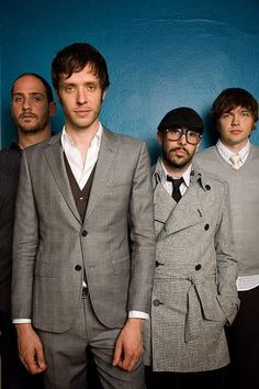 OK Go! Good stuff. Absolutely one of my favorite bands of all forever.