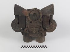 object Incense Burner  PINNED by y Lezama.