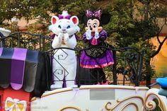 "TDR Oct 2012 - Disney's Halloween Street ""Welcome to Spookyville"" | by PeterPanFan"