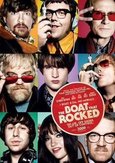 Good Morning England (The Boat that Rocked) de Richard Curtis