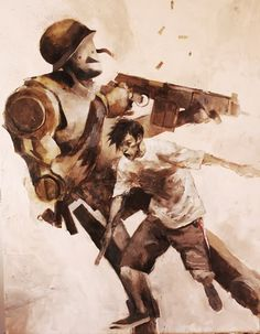 And more Ashley Wood
