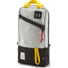 Topo Designs Trip Pack Backpack | X-Pac/Ballistic Black