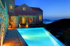 Villa Prikonas | 2 Bedroom Villa - Braunis Horio Villas Kefalonia | Villas in Assos Village Kefalonia Island Greece | Book Online