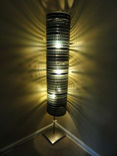 Awesome filmstrip lamp…