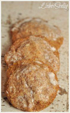 Delicious gingerbread without flour ----- Köstliche Lebkuchen, ganz ohne Mehl