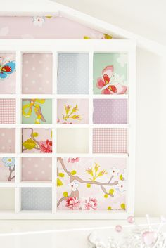 diy--would be a super cute dollhouse on the playroom wall!!  Petitevanou