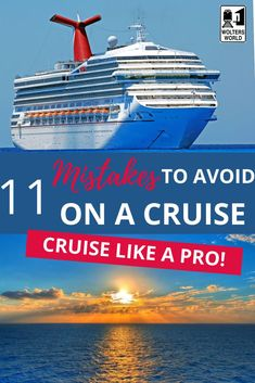 A cruise is a great way to plan a family vacation, but there are some things you should NOT do when you are on a cruise ship vacation! Packing List For Cruise, Cruise Tips, Cruise Travel, Cruise Vacation, Family Cruise, Family Travel, Travel Tips, Travel Info, Travel Hacks